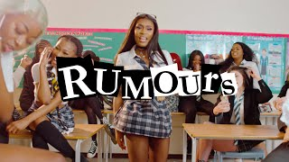 "Stream the ""Rumours"" here : https://ada.lnk.to/Rumours  https://www.instagram.com/ivoriandoll_/ https://www.twitter.com/ivoriandoll_ https://www.facebook.com/ivoriandollmusic https://www.Ivoriandoll.com  Directed by: Kevin Hudson Record Produced by: T1OTB & DA BTS:  Wauren Lee & N Make Up: AJ Beauty Styling: Jody Leigh Hair By: Demmy Abimbola Product Manager: Ola Akiwumi  Creative Consultants: Finesse Foreva Management: Jacqueline Pelham-Leigh"