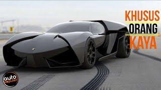 Harga Selangit! Top 10 Mobil Termahal Di Dunia Saat Ini, Apa Saja?