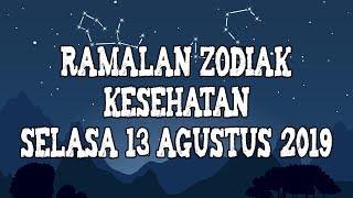 Ramalan Zodiak Kesehatan Selasa 13 Agustus 2019