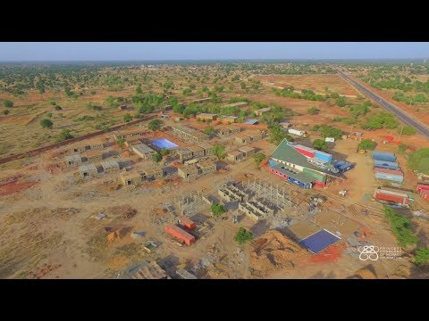 Images of the Rescue Center in Burkina Faso