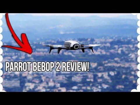 Parrot Bebop 2 Drone: An HONEST Review (2018)