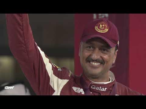 Manateq - Qatar International Rally - Podium Ceremony
