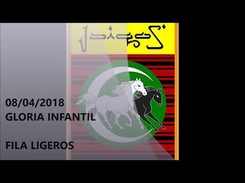 Gloria Infantil 2018 - Filá Ligeros