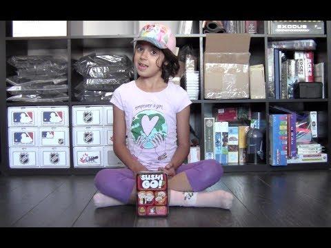 The Cardboard Kid - 017: Sushi Go!