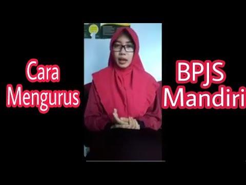 Cara Mengurus BPJS Mandiri