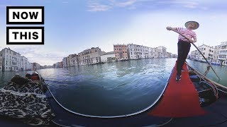 Travel Around the World in 360 | Unframed by Gear 360 | NowThis
