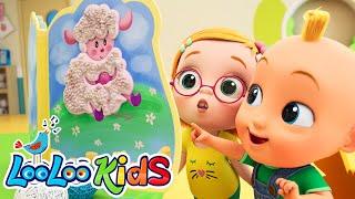 𝑵𝑬𝑾 🐑Baa, Baa, Black Sheep🐑 - LooLoo KIDS Nursery Rhymes and Children`s Songs