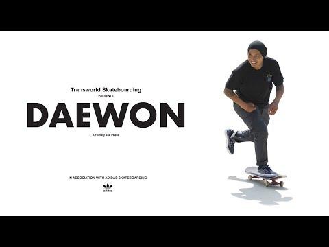 DAEWON | Documentary | Transworld Skateboarding