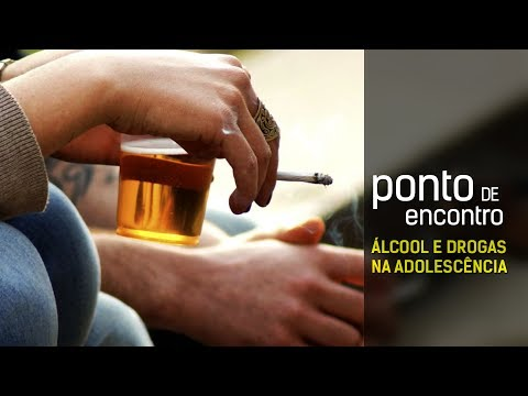 Cura de alcoolismo na vovó