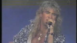 """Def Leppard - Heaven is - Stockholm 1993 - at """"Berns salonger"""""""
