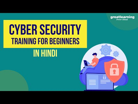 Cyber Security Training For Beginners In Hindi   Cyber security ...