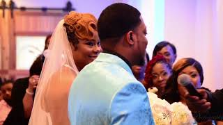 A Black Summers Night - The Wedding Of Tangee & Dontrece