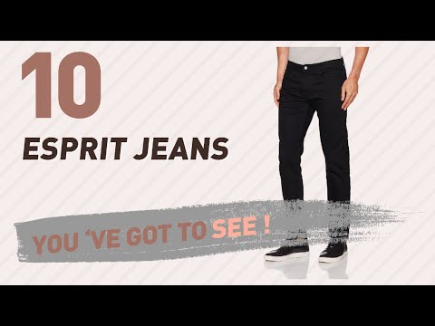 Esprit Jeans For Men // UK New & Popular 2017