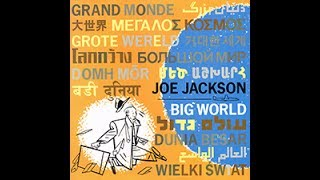 Big World JOE JACKSON 1986 HD LP