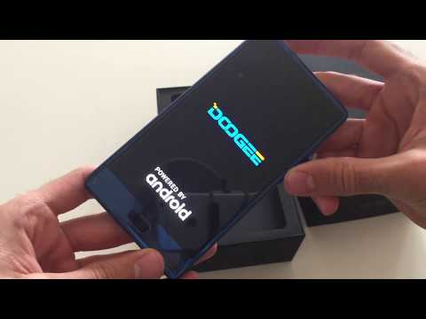 DOOGEE MIX 5.5 Inch Android 7.0 6GB RAM 64GB ROM