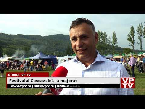 Festivalul Cașcavelei, la majorat