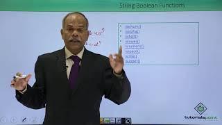Python - String Boolean Function