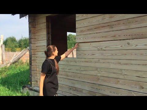 Плохой деревянный дом неизвестного производителя!