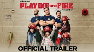 Playing With Fire   Official Trailer   In Theatres November
