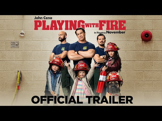 PLAYING WITH FIRE (LAST VIEWING THURSDAY NIGHT) Trailer