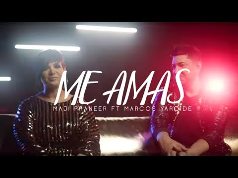 MAJI - Me Amas (Video Oficial) Feat. Marcos Yaroide