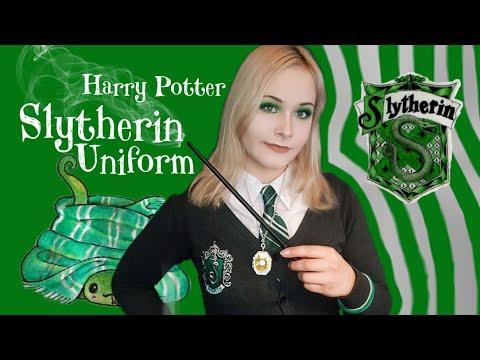 Harry Potter - SLYTHERIN Uniform/Costume | x.ohmyjay