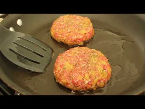 Food Wishes Recipes – Lamb Moussaka Burger Recipe – Lamb Burger Recipe