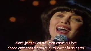 LA VIE EN ROSE. Mireille Mathieu. 1967