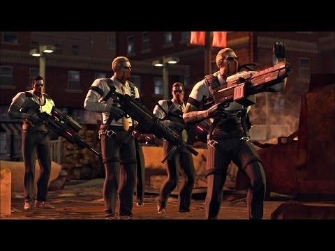 """XCOM: Enemy Within - Official """"Security Breach"""" Trailer thumbnail"""