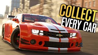 The Crew 2 - Collecting EVERY CAR!?