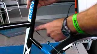 Eurobike quick and dirty: Giant TCX 'cross bike