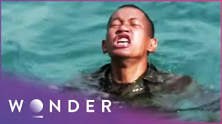 Extreme Military Training In Thailand's Toughest Commando Camp | Special Forces | Wonder