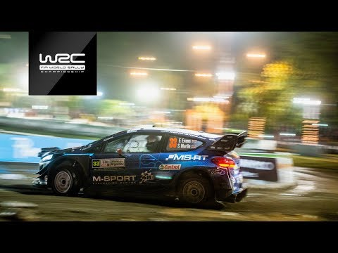 WRC - Rally Argentina 2019/ M-Sport Ford World Rally Team: SS1 Recap