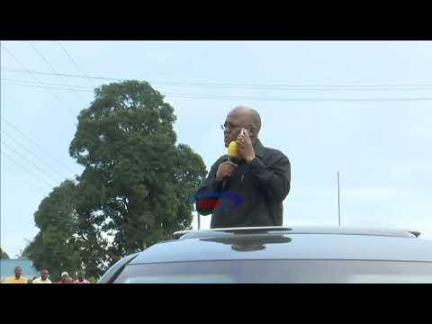 JPM 'alipomtwangia' simu Jafo na kumtaka aanze safari ya kwenda Mkuranga