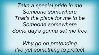 Army Of Lovers - Someone Somewhere Lyrics