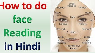 Face Reading in Hindi ,how to do face reading in Hindi ,how to learn face reading in hindi,Face Read