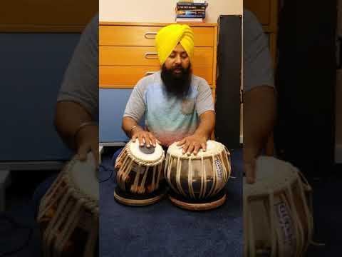 Basic tabla lesson  no 1
