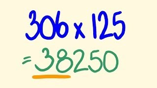 Math tricks for fast calculation