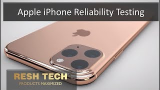 How iPhones are Tested (And other Smart Phones too)