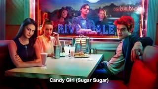 Riverdale Cast - Candy Girl (Sugar Sugar) | Riverdale 1x02 Music [HD]