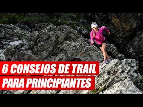 6 trucos de trail para principiantes