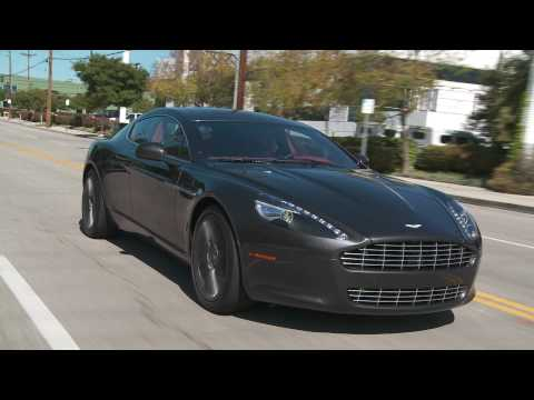Review: 2010 Aston Martin Rapide