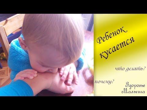 Ребенок кусает маму или детей: почему и что делать?