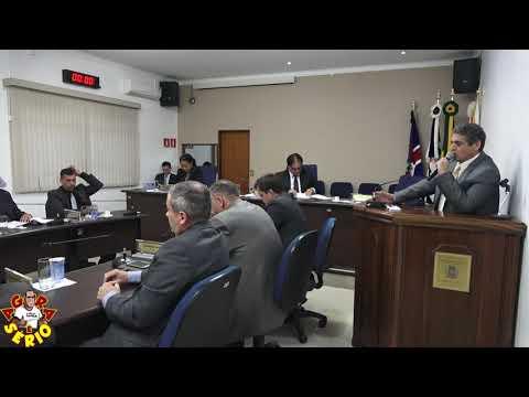 Tribuna Vereador Irineu Machado dia 6 de Novembro de 2018