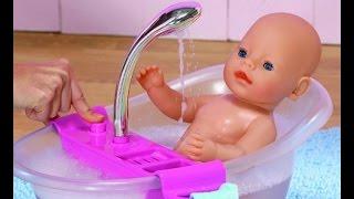 Беби Бон Интерактивная ванна BABY Born