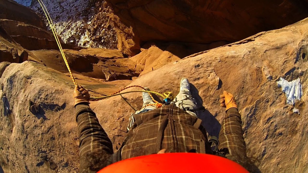 This Insane Rope Swing Looks Like Heart-Stopping Fun