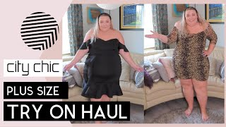 Plus Size Dress Try On Haul - Featuring City Chic