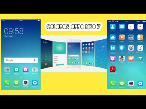 Theme keren untuk Oppo Neo 7 (ColorOs Oppo F1 Plus V3