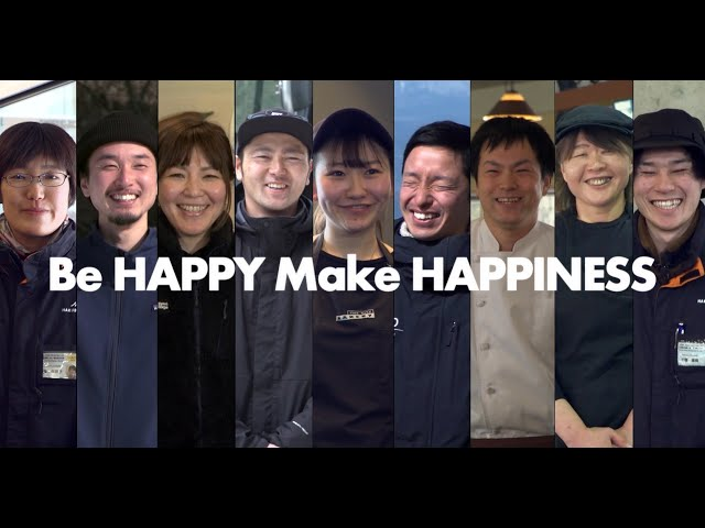 Nippon Ski Resort Development Co., Ltd. recruitment MOVIE