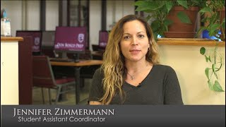 My Career Path ... with Jennifer Zimmermann
